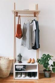 15 Stylish DIY Projects For Your Entryway Diy Coat RackCoat