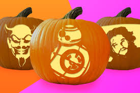 Green Bay Packers Pumpkin by Carve Your Own Pop Culture Pumpkin This Halloween Bb 8 Dead Jon