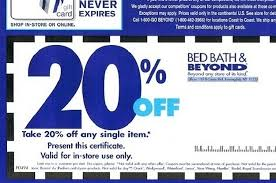 bed bath beyond coupons occuvite coupon