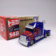 Dream Tomica NO.148 Transformers Optimus Prime, Mainan & Game, Alat ...