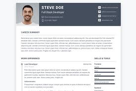Top 3 Free Software Developer Resume/CV Templates (HTML5 ... Software Engineer Developer Resume Examples Format Best Remote Example Livecareer Guide 12 Samples Word Pdf Entrylevel Qa Tester Sample Monstercom Template Cv Request For An Entrylevel Software Engineer Resume Feedback 10 Example Etciscoming Account Manager Disnctive Career Services Development And Templates