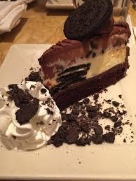 The Cheesecake Factory Oreo cheesecake