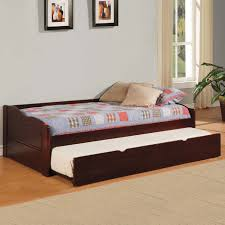 Pop Up Trundle Beds by Futon With Trundle Bed Roselawnlutheran
