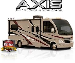The Axis RUV Class A Motorhome By Thor Motor Coach Is Do More Carry Enjoy Recreational Utility Vehicle
