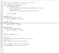 Python Decorators Simple Example by 5 Somewhat Niche But Useful Python Features Wh U0027aha
