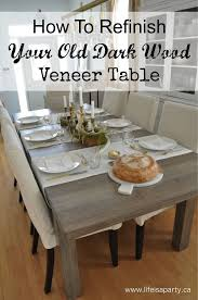 Scenic Refinishing Dining Room Table Old Ideas Set Chairs ... Refishing The Ding Room Table Deuce Cities Henhouse Painted Ding Table 11104986 Animallica Stunning Refinish Carved Wooden Fniture With How To Refinish Room Chairs Kitchen Interiors Oak Chairs U Bed And Showrherikahappyartscom Refinished Lindauer Designs Diy Makeovers Before Afters The Budget How Bitterroot Modern Sweet