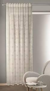 gardinen vorhänge seitenschal dekoschal schlaufenschal