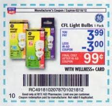 cfl light bulbs coupons mid mo wheels and deals