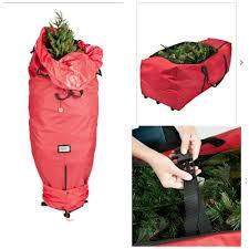 Upright Christmas Tree Storage Bag by How To Store Your Christmas Tree Treetopia Blog Treetopia Com