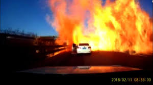 Watch Tipped Truck Engulf Highway In Flames - CNN Video Fileaa60 Fire Truckjpg Wikimedia Commons Truck Causes Large Flames In Uinta County Fox13nowcom A Sneak Peek Inside Austin Smiths Converted 1953 Gmc Fire Driver Not Hurt After Pickup Truck Engulfed Retired Campbell River To Get New Lease On Life Kme 103 Rearmount Aerial Tuff For Sale Gorman Shockwave And Flash Jet Trucks Aftershock The Driver Capes Then Look What Happens Youtube Pizza Snarls Traffic For Hours Northwest Houston Springwater Receives New Township Of Firetruck Song Kids Hurry Drive The Gallery Eone