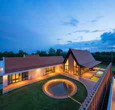 104 Contempory House Contemporary In Thailand By Ss Ar Architects Re Imagines Traditional Forms And Materials De51gn