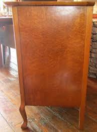 Birdseye Maple Vanity Dresser by Antique 3 Drawer Dresser Birds Eye Veneer Phantastic Phinds