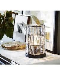 fall into this deal on pottery barn adeline crystal ambient accent