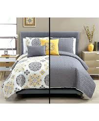 Walmart Chevron Bedding by Yellow And Gray Chevron Bedding Sets Yellow Gray And White