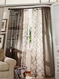 Living Room Curtains Pottery Barn Home Vibrant