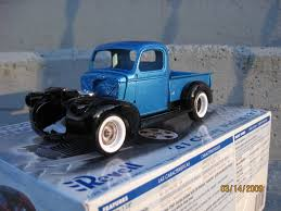 100 41 Chevy Truck 19 Finished Scale Auto Magazine For Building