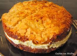 bienenstich torte gudrun mödling