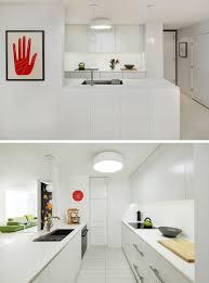 White Black Kitchen Design Ideas by Kitchen Design Idea White Modern And Minimalist Cabinets