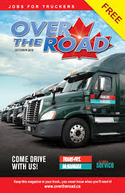 100 Dac Report For Truck Drivers OTR October 2016 By Over The Road Magazine Issuu