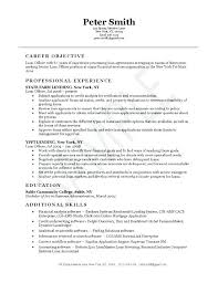 Investment Banking Executive Assistant Resume Loan Example