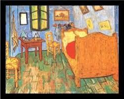 Amazon FRAMED The Room of Van Gogh in Arles 1889 La Camera
