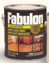 fabulon floor finish heavy duty gloss quart wood floor