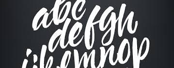 18 Beautiful Free & Premium Script Fonts