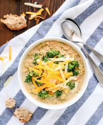 Panera Pumpkin Muffin Nutrition by Slow Cooker Broccoli And Cheese Soup
