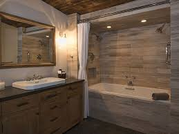 Rustic Bathtub Tile Surround by Bathtubs Idea Astounding Soaker Tub With Shower Deep Bathtubs For