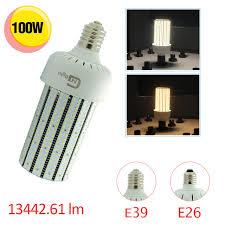 12pcs lot 100w led corn bulb retrofit high bay light e39 e40 large