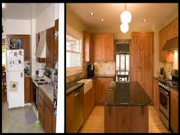 Simple Small Kitchen Remodel With Extraordinary Before And After