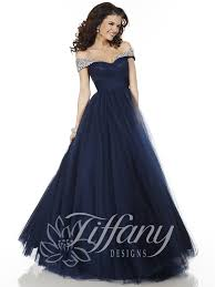 Tiffany Designs 61123 Navy Off The Shoulder Ball Gown - Prom ... Cheap Drses Fashion Buy Quality Dress Directly From Dress Barn Plus Size Evening Drses Gaussianblur Excelent Ascena Retail Group Employee Befitsascena Cocktail 2016 Long Sleeve Elegant Gowns Crystallacepromdrses Thrifty Chic Shop Ntradional Prom Vintage Style Blue One Shoulder Chiffon Gown Bresmaid Barn Formal New Arrival Cap Scoop Ruffles Lace Organza Multi Layer 8 Pretty Little Liars Inspired Plus Size