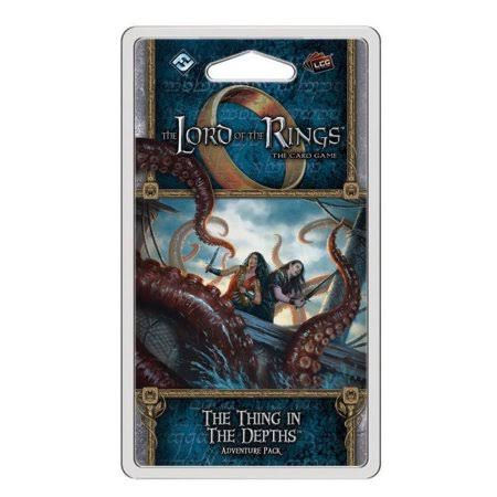 The Lord Of The Rings: The Thing In The Depths Card Game