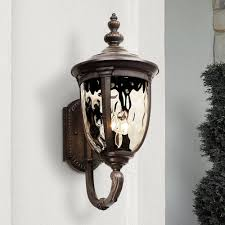 bellagio collection 21 high outdoor wall light wall porch