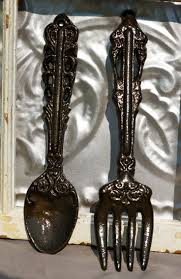 Wooden Fork And Spoon Wall Decor by 105 Best Collectible Spoons And Forks Images On Pinterest Spoons