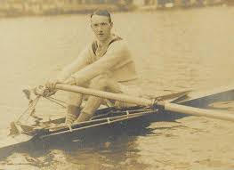 Jock Wise Of London RC Winner The 1913 Wingfield Sculls Photo From Chris Dodds Book Water Boiling Aft