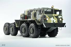 100 Rc Pulling Trucks CrossRC BC8 Mammoth 112 Scale 8x8 Off Road Military Truck Kit