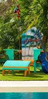 Custom Painted Margaritaville Adirondack Chairs by Landshark Chair U003c3 A Few Of My Favorite Things Pinterest