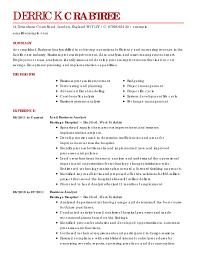 Business Analyst Sample Resume Amazing Data Samples Velvet Jobs
