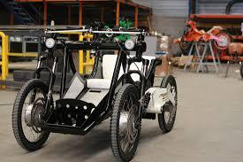 fauteuil tout terrain electrique mobile un nouveau quadricycle électrique tout terrain