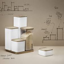 boite de rangement cuisine boîtes de stockage assorties pour la cuisine rig tig by stelton