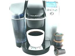 Best Single Cup Coffee Makers K Maker S Serve
