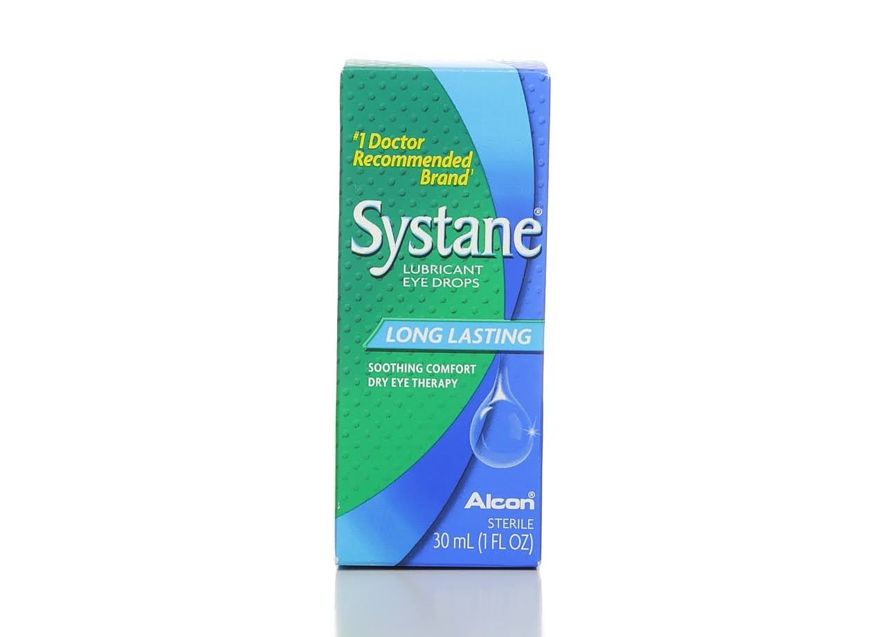 Alcon Systane Long Lasting Lubricant Eye Drops - 1 fl oz