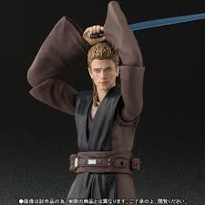 √ Star Wars SH Figuarts Chewbacca And Anakin Skywalker