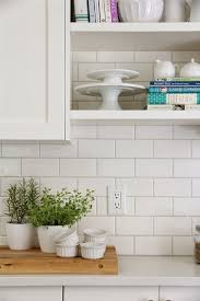 an urban cottage white vs gray grout
