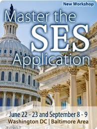 5 Page SES Federal Resume Application Writing Workshop June 22 23 And Sep 8 9