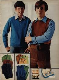 Young Mens Fashion 1970