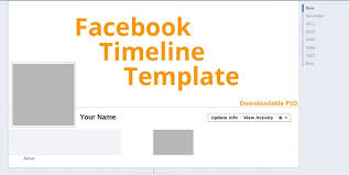 Farcebook Template 40 Creative Facebook Timeline Designs