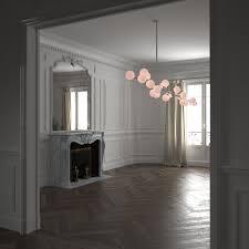 100 Parisian Interior Haussmann