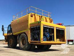 100 Semi Service Truck Equipment MS4000 Custom Built OffRoad Mining S Australia Shermac